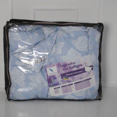 Одеяло пуховое 50% пух/ 50% перо — 1,5-спальное (145*210см)